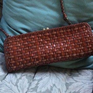 Awesome Elliott Lucca leather shoulder bag